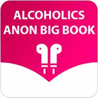 A.A. Big Book App Icon