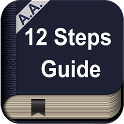 AA 12 Step Guide App Icon
