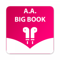 AA Big Book Free App Icon